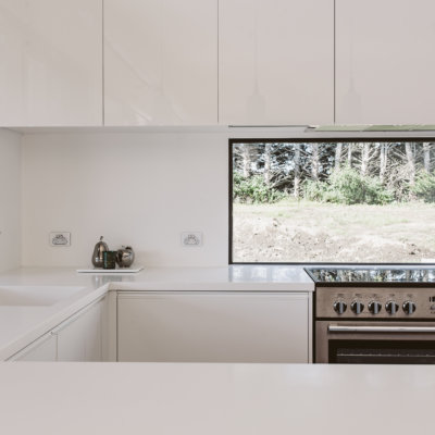 Acrygloss White | Rowson Kitchens in New Plymouth