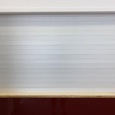 Anodized Aluminium Servery Roller Door